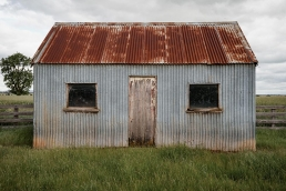 Original shearing sheds in Victoria or photoshoots and filming with Spaces n Places location agency